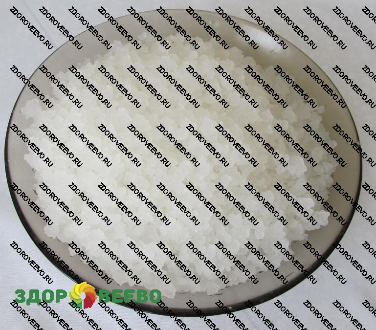 Полезные свойства морского риса
