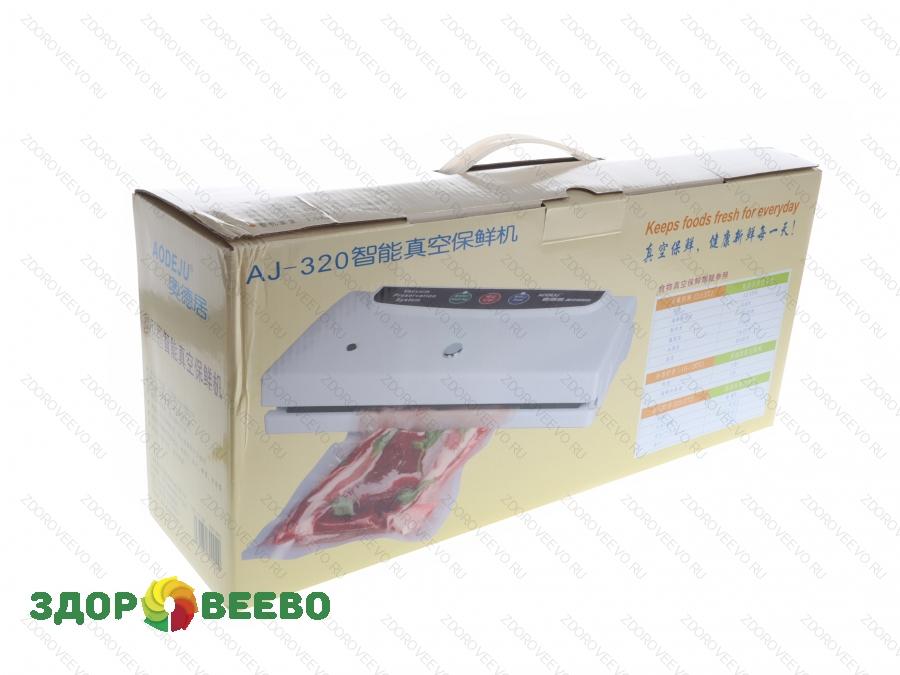 Вакуумный упаковщик aj 320 инструкция клише для вакуумного упаковщика купить